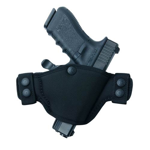 Springfield 1911-A1 Size -14 Bianchi Model 4584 Evader Holster Right Hand