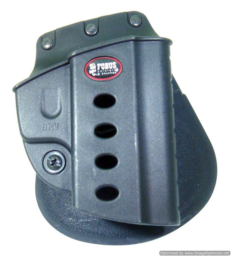 Fobus Evolution Roto-Belt Holster (BRVRB)