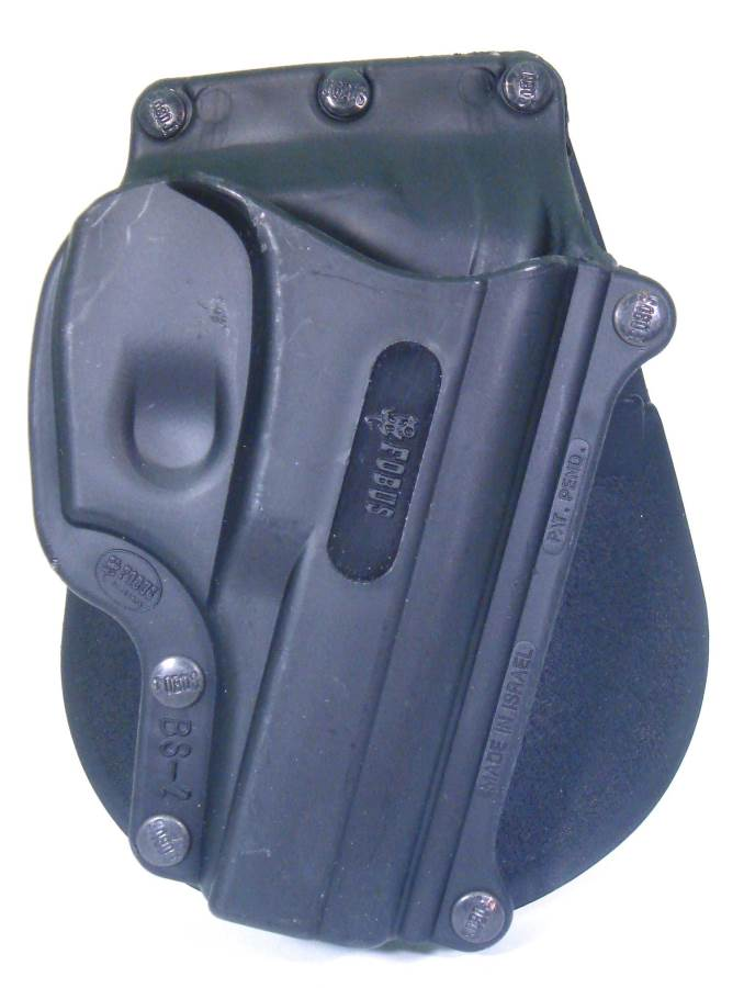 Firestorm Compact .40 Roto Paddle Holster