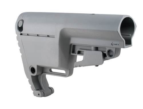 BULSMIL - Battlelink™ Utility Low Profile Stock - Grey