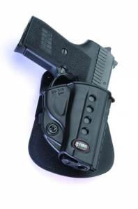 Beretta Cheetah Evolution Paddle Holster (with Round Trigger Guard Only)