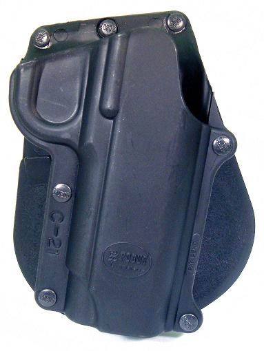 "1911 Style 5"" Non Rail Paddle Holster"