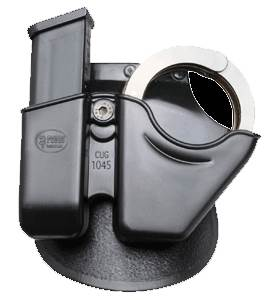 "Fobus Handcuff / Magazine Combo Roto Belt 2 1/4"" Pouch (CUG1045RB214)"