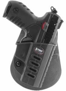 Ruger SR22 Fobus Roto Paddle Holster
