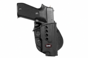 Sig Sauer 220 Belt Holster with Crimson Trace 326/426/426M Laser Grips