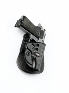 Walther PPK Paddle Holster with Crimson Trace 326/426/426M Laser Grips
