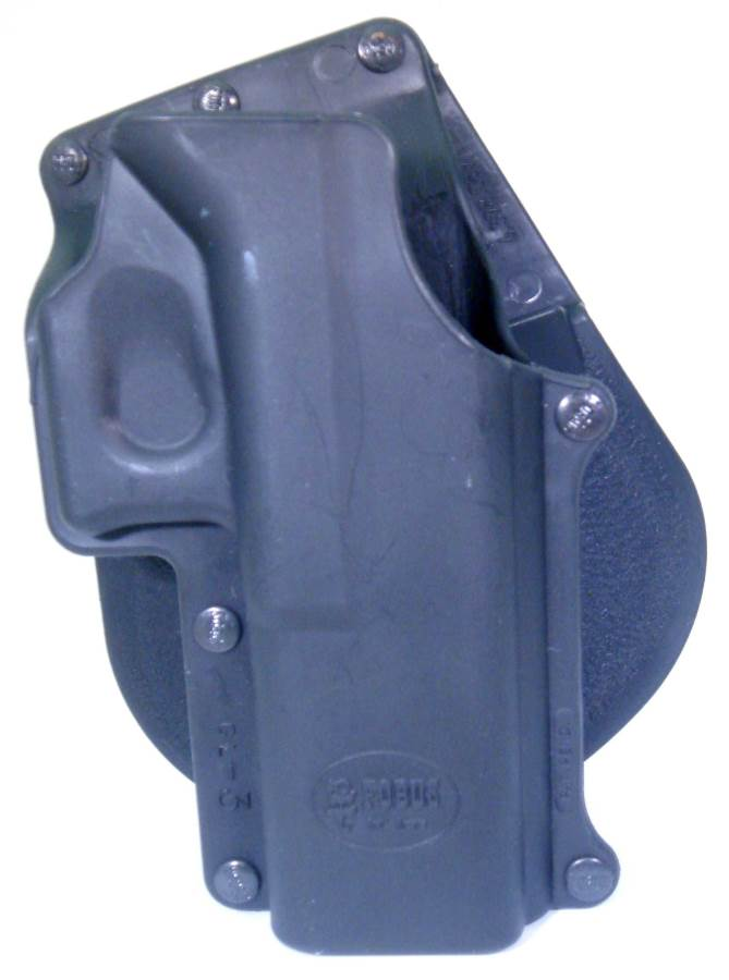 Glock 38 Paddle Holster