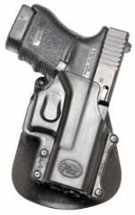 "Fobus Left Hand Roto Belt 2 1/4"" Duty Holster (GL4RBL214) for Glock 29, Glock 30, Colt .45 and other 1911 styles Smith & Wesson 945"