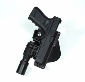 Glock 23 Tactical Roto Paddle Holster