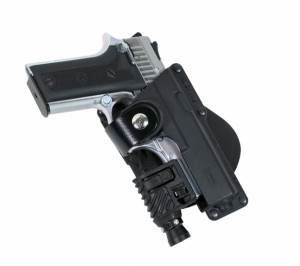 Glock 23 Tactical Paddle Holster