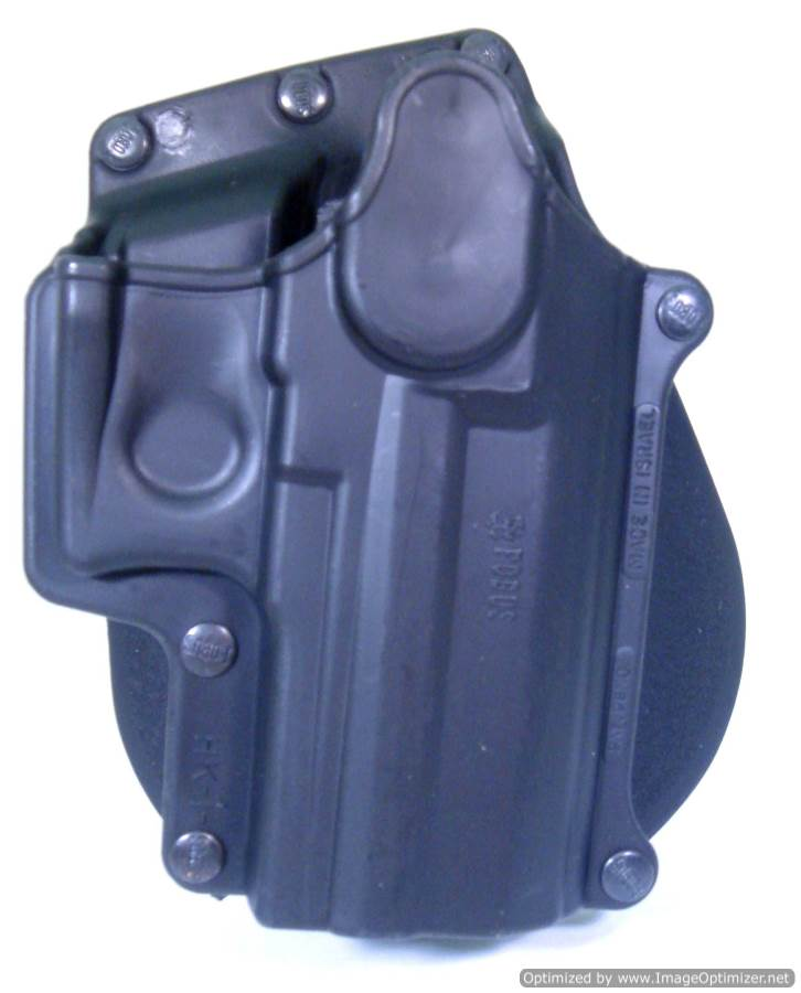 H&K USP Full Size 9 mm Paddle Holster