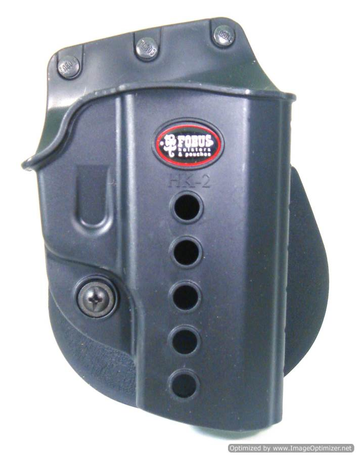 Fobus Evolution Paddle Holster (HK2)