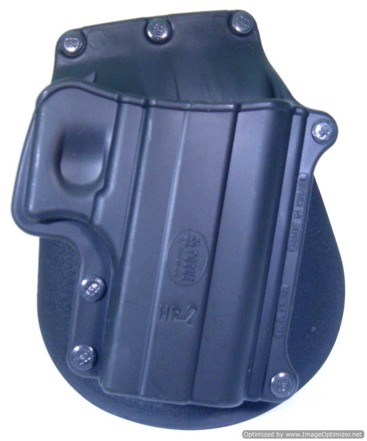 Hi-point .380 Paddle Holster