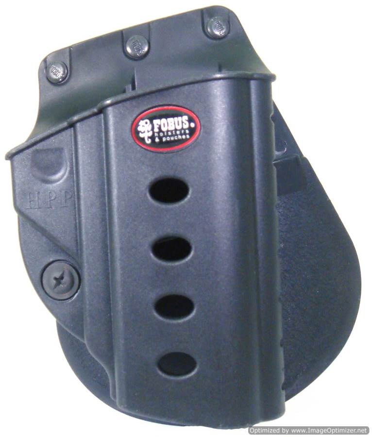 Ruger P95 Evolution Paddle Holster