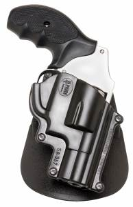 Smith & Wesson .357 J Frame Roto-Paddle Holster
