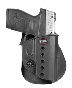 Taurus 709 Slim Evolution Roto-Paddle Holster For Walther, CZ and Taurus