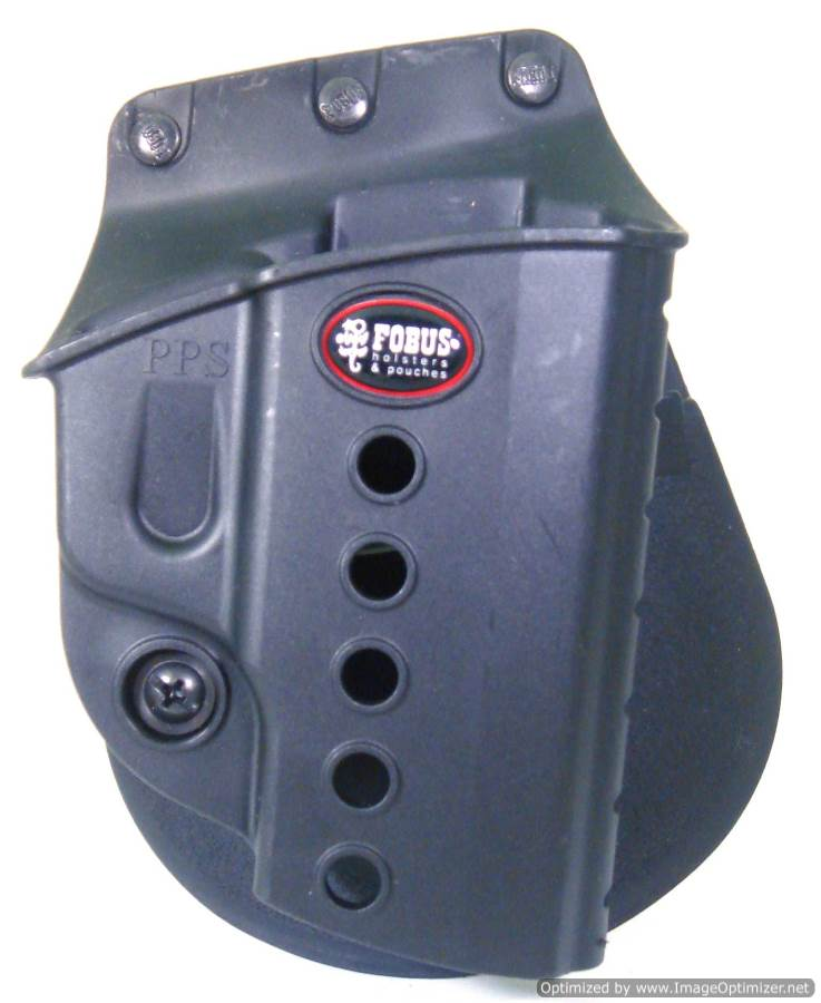 Taurus 709 Slim Evolution Paddle Holster