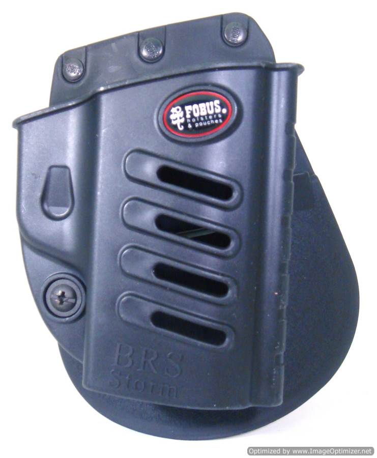 FNP40 Evolution Paddle Holster - Left Hand