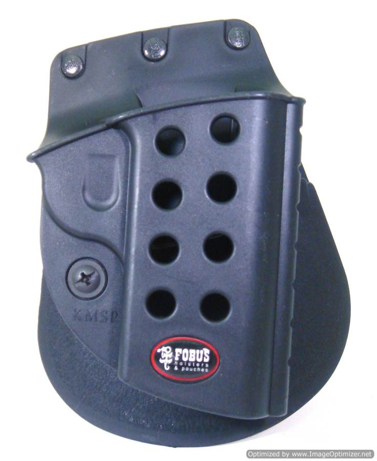 Springfield 1911 Evolution Paddle Holster