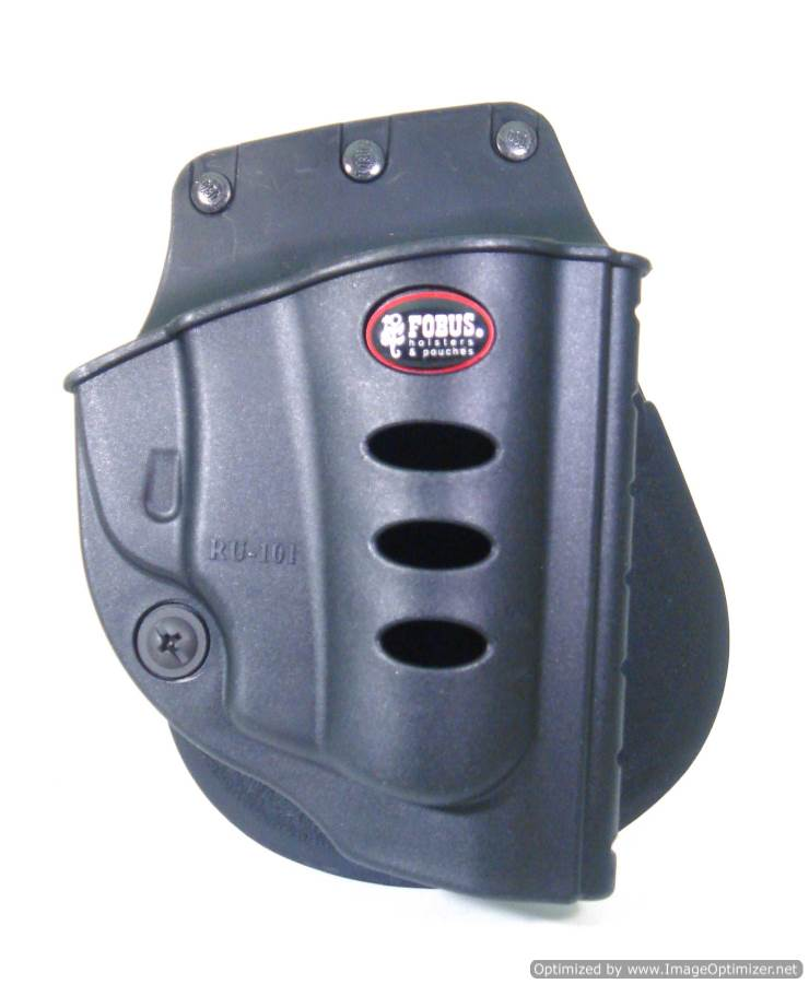 Ruger SP101 Evolution Paddle Holster