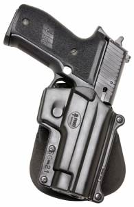 Smith & Wesson 908V Left Hand Paddle Holster