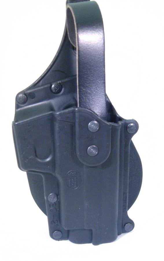 Armalite AR-24 9mm Left Hand Roto Belt Duty Holster