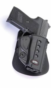 Bersa Thunder Firestorm Mini 9mm Pro Roto Belt Holster