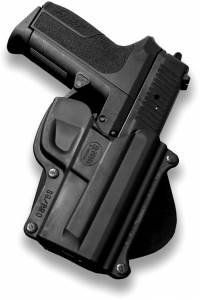 CZ 75 SP-01 Paddle Holster