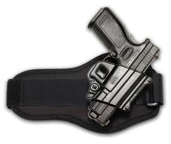 "Springfield Armory XD .40 5"" 4"" 3"" Ankle Holster"