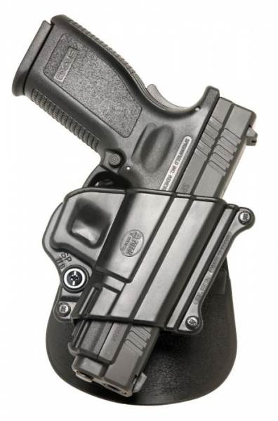 "Springfield Armory HS2000 .357 5"" 4"" 3"" Compact Holster"