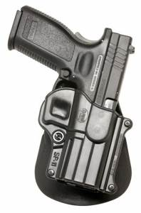 "Springfield Armory XD 9mm 5"" 4"" 3"" Paddle Holster"
