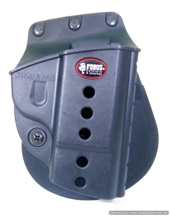 Smith & Wesson M&P 9mm Evolution Paddle Holster