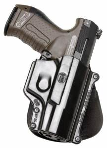 Walther P99QA Left Hand Paddle Holster