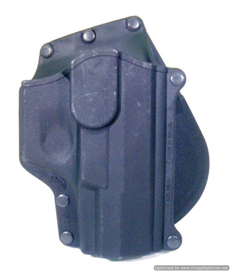 Walther P99QA Paddle Holster
