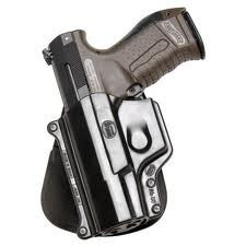 Walther P99AS Left Hand Belt Holster