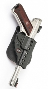 Fobus Belt Holster (RU3BH) for Ruger Mark II, Mark III